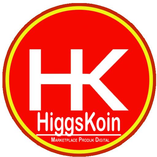 Higgs Koin Marketplace Produk