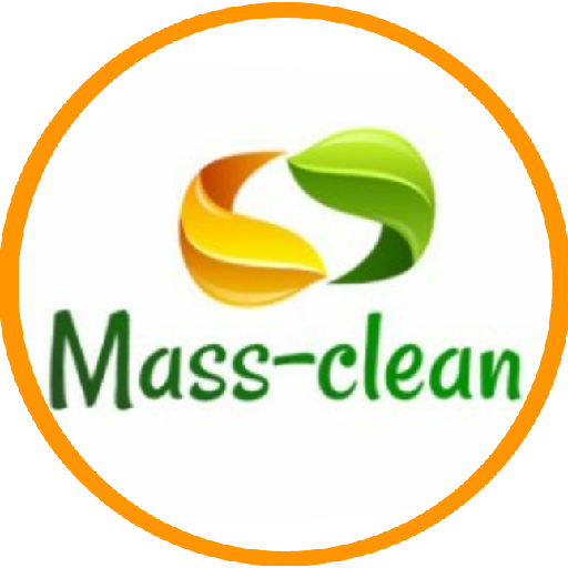 Mass-clean Logo