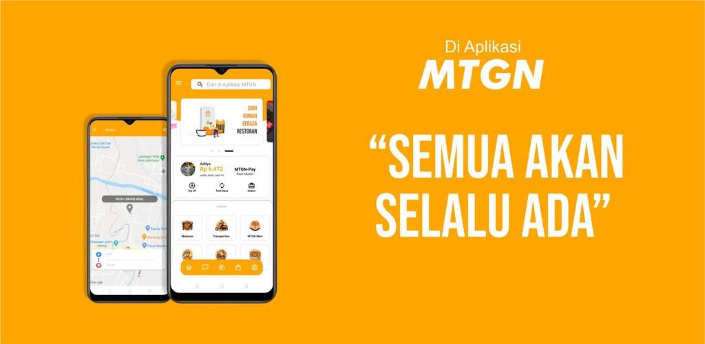 Gambar Aplikasi MTGN