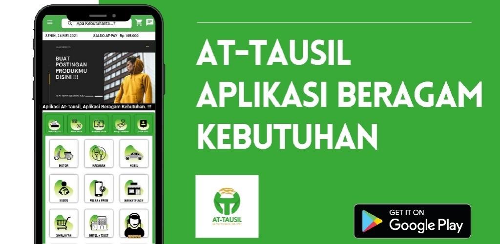 Gambar Aplikasi AT-TAUSIL