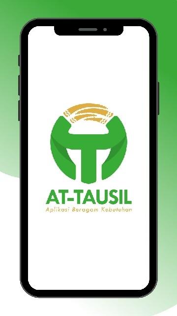 Screenshot 1 Aplikasi AT-TAUSIL