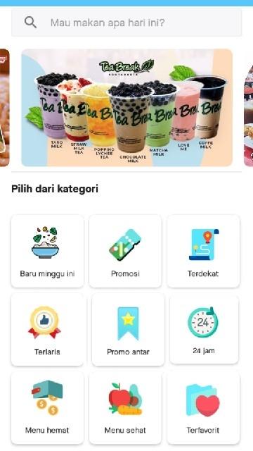 Screenshot 2 Aplikasi Aremas