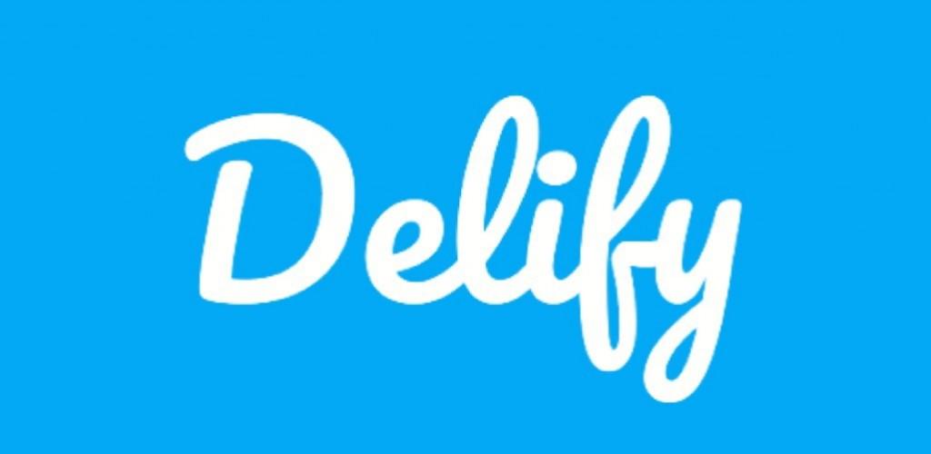 Gambar Aplikasi Delify
