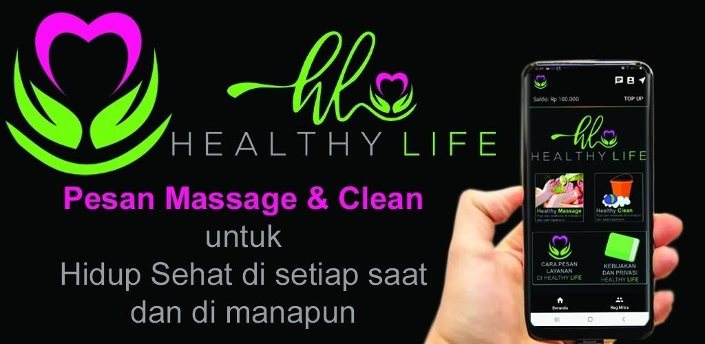 Gambar Aplikasi Healthy Life
