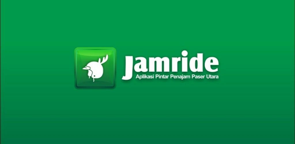 Fitur Grafis untuk Aplikasi JAMRIDE