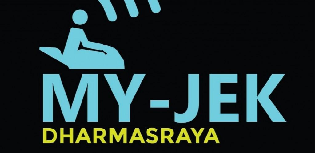 Fitur Grafis untuk Aplikasi My Jek Dharmasraya