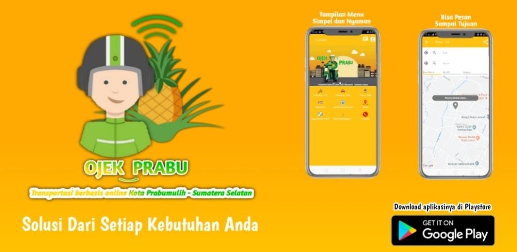 Fitur Grafis untuk Aplikasi PrabuJek