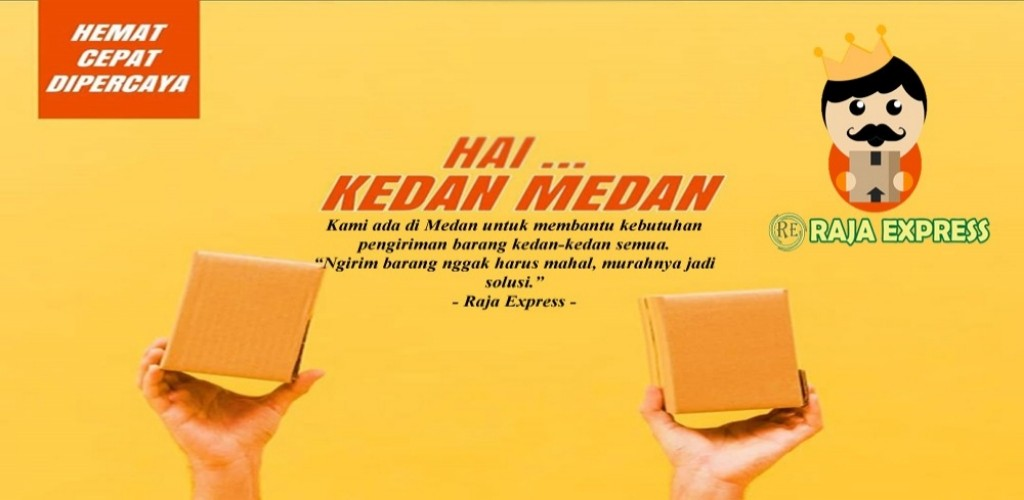 Gambar Aplikasi Raja Express