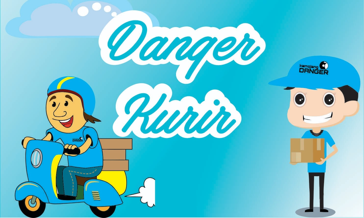 Kamojang Danger 4