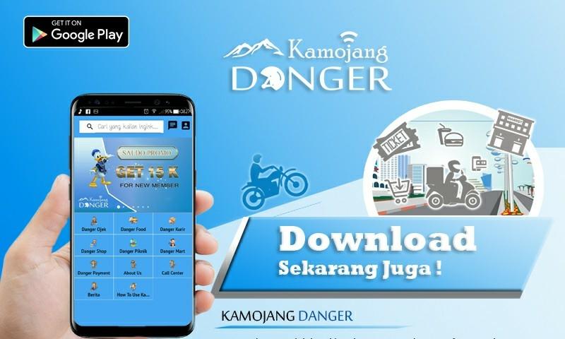 Kamojang Danger 0