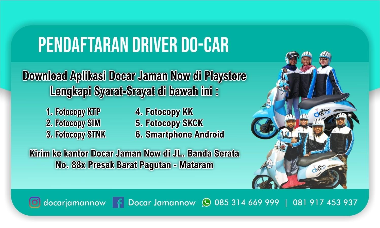 Docar Jaman Now 2
