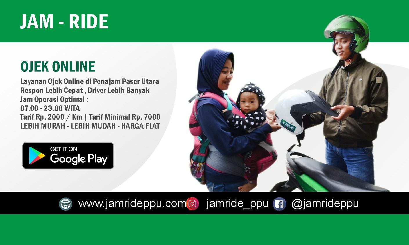 JAMRIDE 1