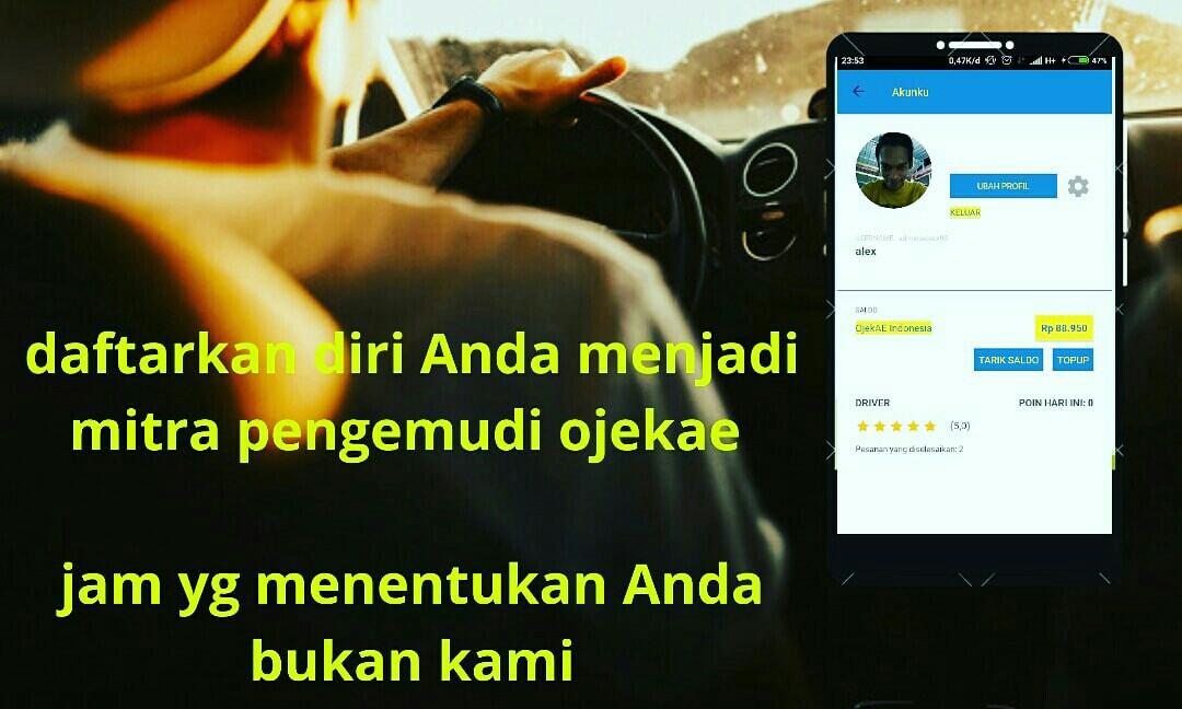 OjekAE Indonesia 10