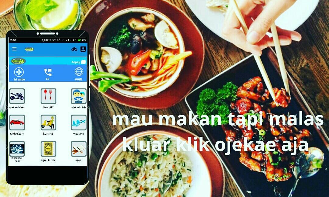 OjekAE Indonesia 11
