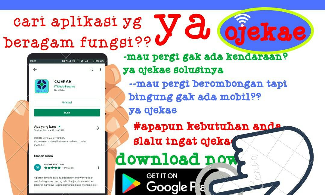 OjekAE Indonesia 0