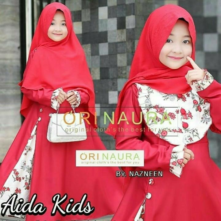 Aida Kids Baju Gamis Syari Anak 2