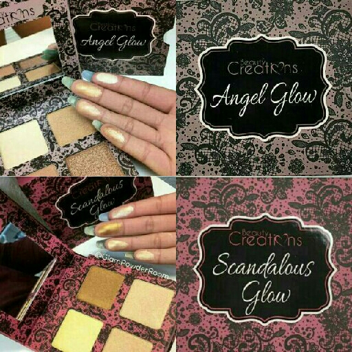 BEAUTY CREATIONS HIGHLIGHTER GLOW SERIES 2