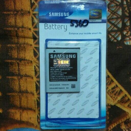 Baterai Samsung Original 4