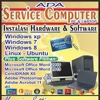 JASA INSTAL SERVICES KOMPUTER  2