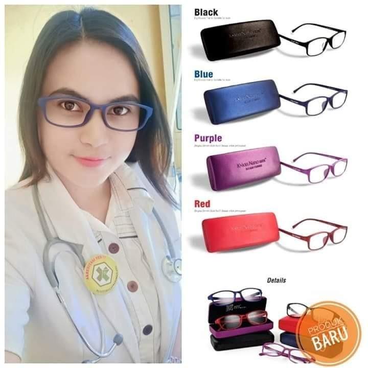 Kacamata Terapi K-ion Nano  5