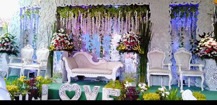 Model minimalis istana bunga kaca 7-8 meter