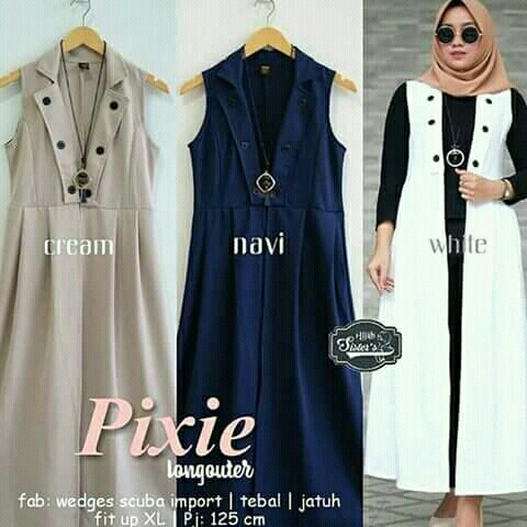 Pixie Long Outer 2