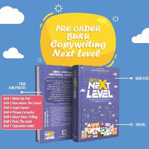 Pre Order Copywriting Next Level Ubah Caranya Maksimal Hasilnya 2