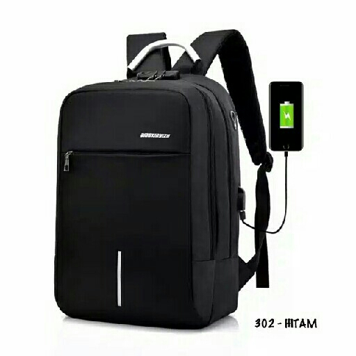 Ransel Anti Maling Import 2