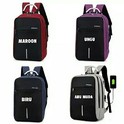 Ransel Anti Maling Import 3