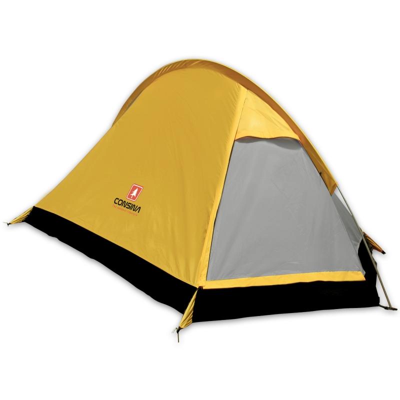 Tenda Camping Kuning