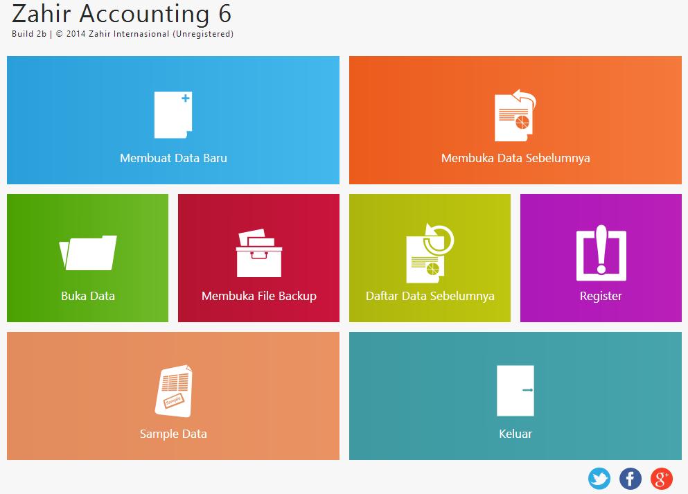Zahir Accounting Flexi Trade 2