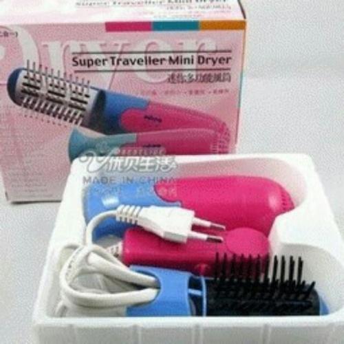Super Traveller Mini Hair Dryer
