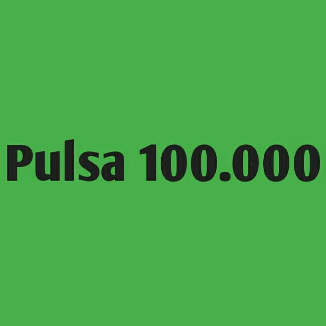 Pulsa 100000
