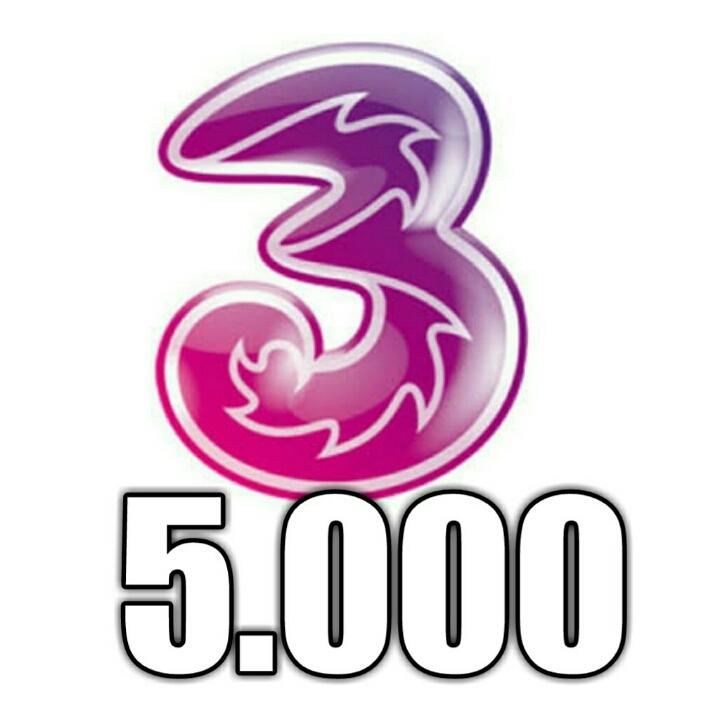 3 5000