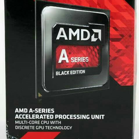 AMD64 X2 FM2 A6 Series 7400K Box 7470k