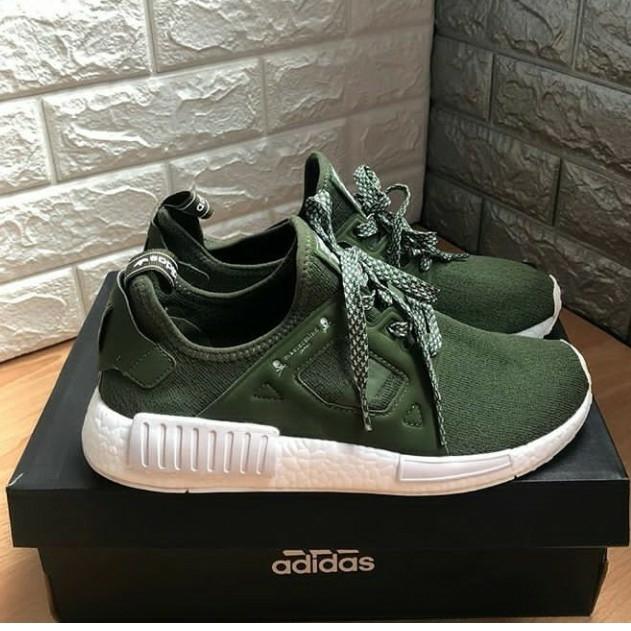 Adidas NMD RI Mastermind