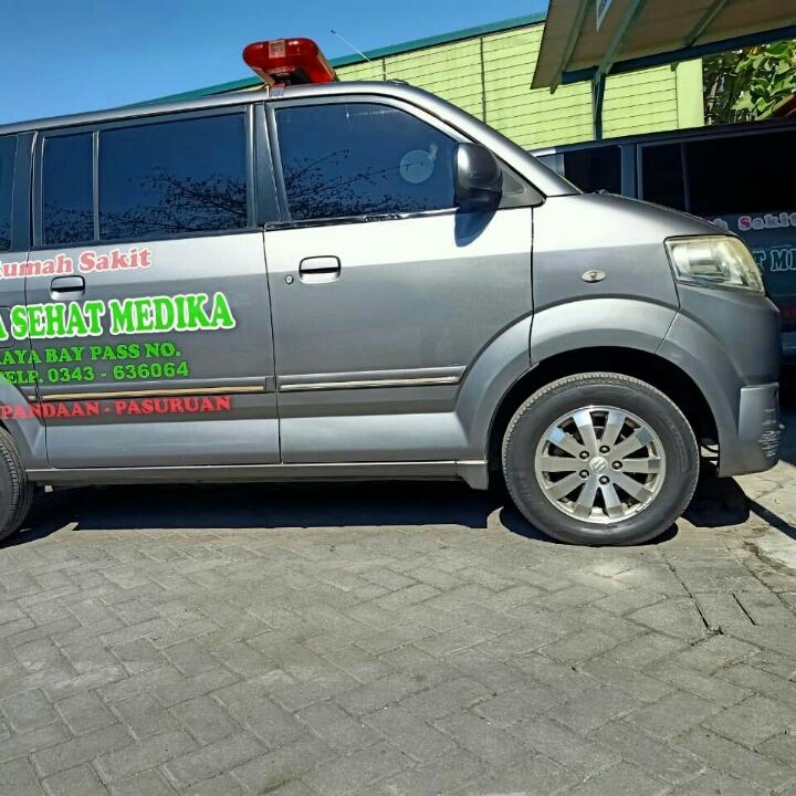 Ambulance Jenazah