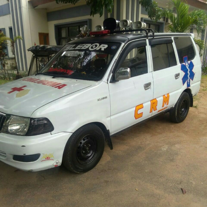 Ambulance Polman