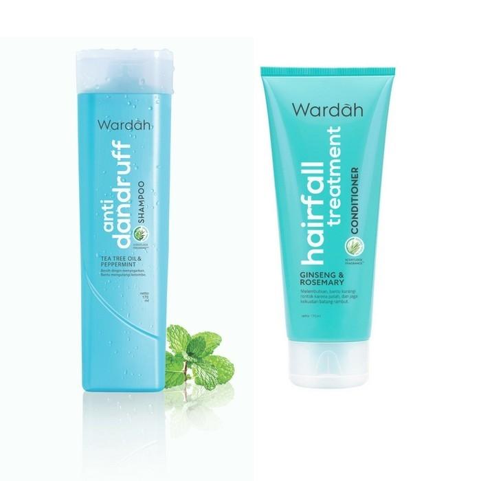 Anti Daindruff Shampoo Hairfall Treatment Conditioner