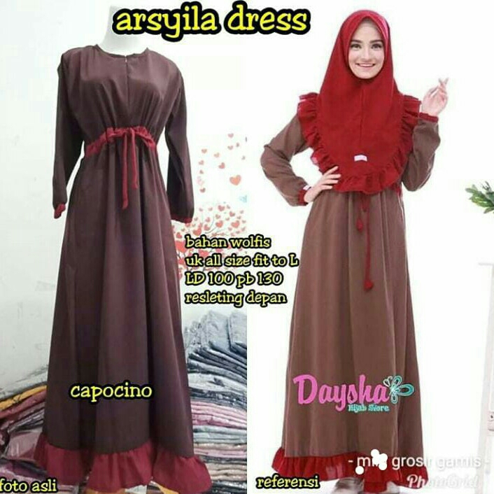 Arsyila Dress