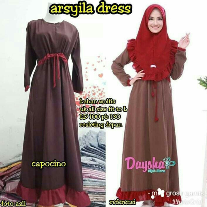 Arsyila Dress 3