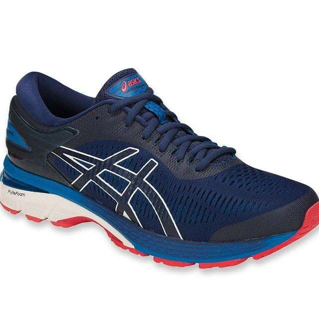 Asics Gel Kayano 25 Mens Run Shoes Sepatu Lari Pria 1011A019400