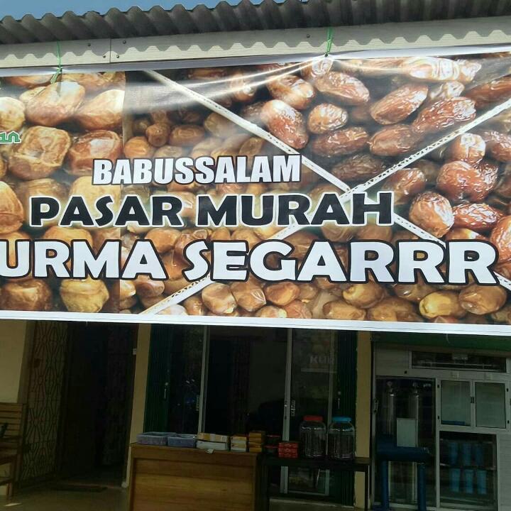 Babussalam Pasar Murah Kurma Segarrr