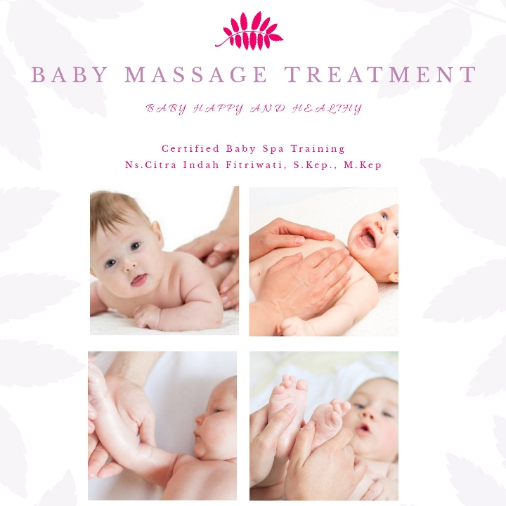Baby Massage Treatment