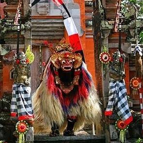 Bagpackeran ke Bali