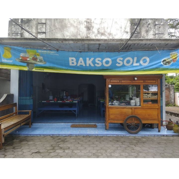Bakso Solo - Pasirian 2