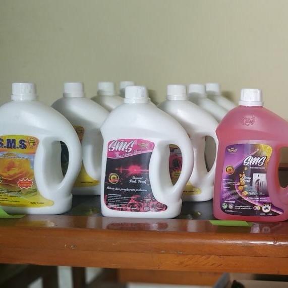 Berbagai Macam  Sabun Pelicin Pelembut Dan Cuci Piring Pembersih Kerak