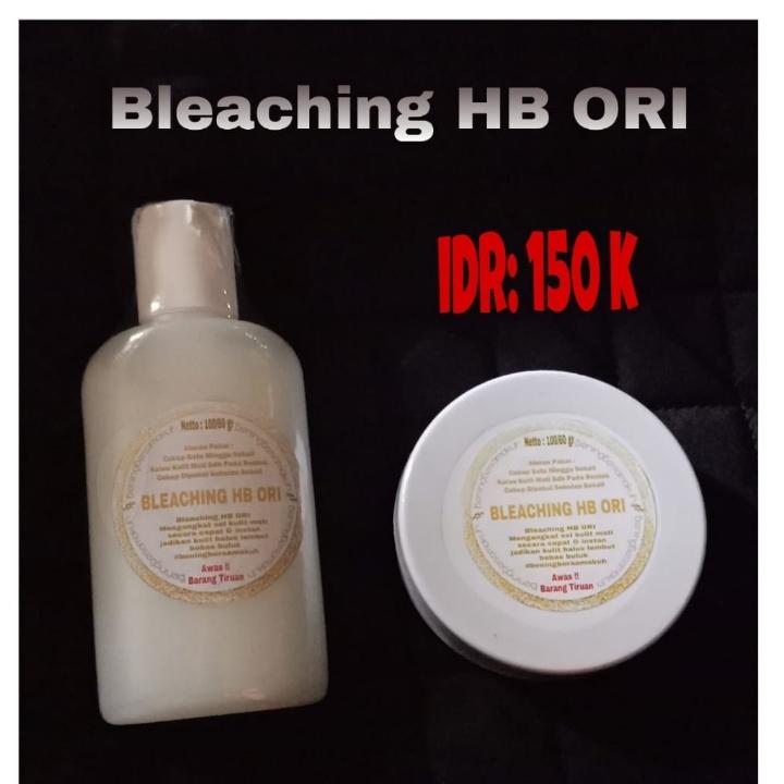 Bleaching Hb Ori