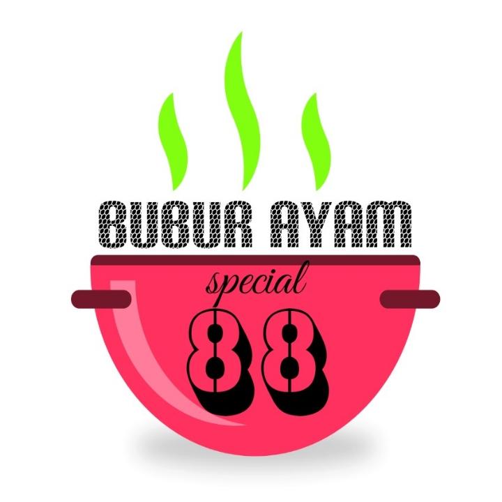Bubur Ayam 88 Jl bungkarno Pagutan