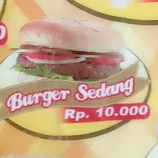 Burger Sedang